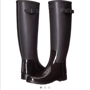 Original Hunter Refined Slim Fit Rainboot
